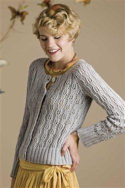 windsor-cardi Knitting Pattern