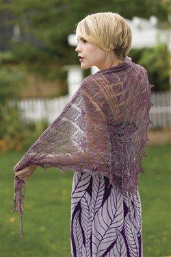 loon-island-shawl Knitting Pattern