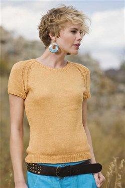 sigma tee Knitting Pattern