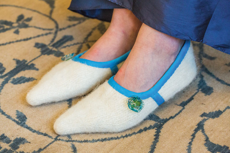 Regency House Slippers