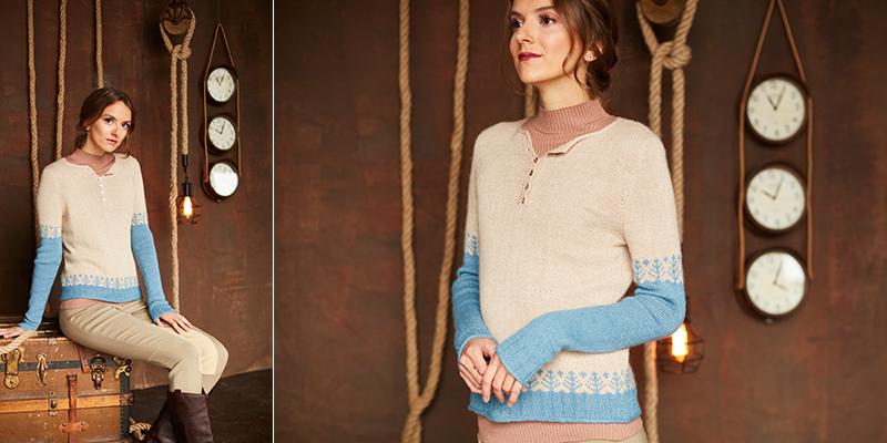<em>Knitting Traditions</em> 2018 Lookbook