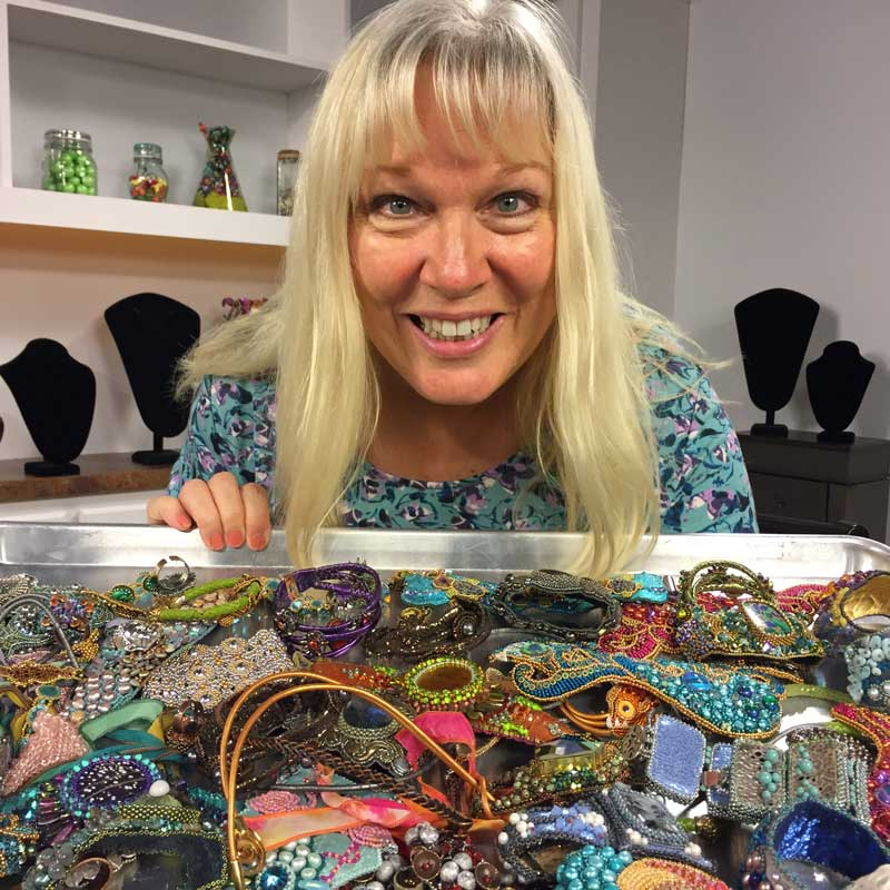 Top 5 Lessons Learned on Set from Kinga Nichols, Bead Embroidery Artist