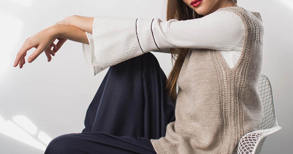 Springing Forward into Eco-Friendly Knits with <em>knit.wear</em> Spring/Summer 2018