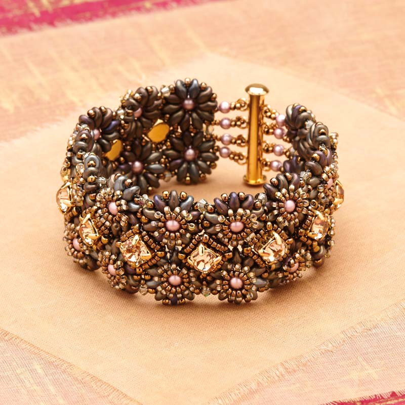 Artistic Creativity: 9 Genius Tips for Getting Out of a Creative Rut. Catherine Bracelet by Lisa Kan