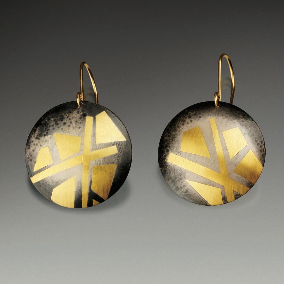 keum boo earrings by Joe Korth