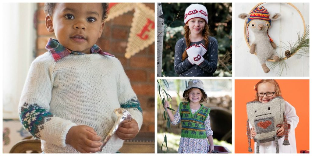 Why Kids Are Easiest to Knit For