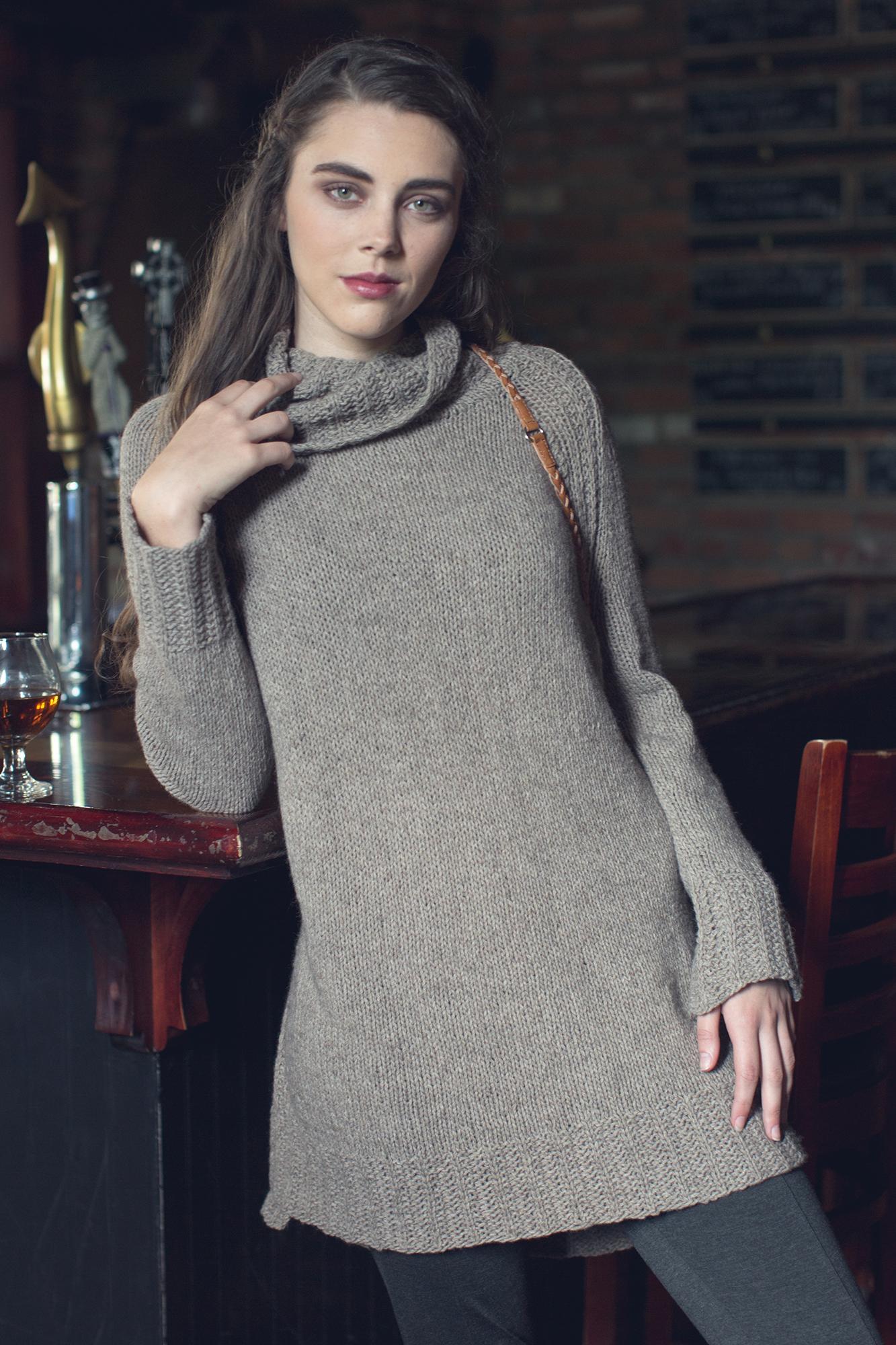 luxury knitting