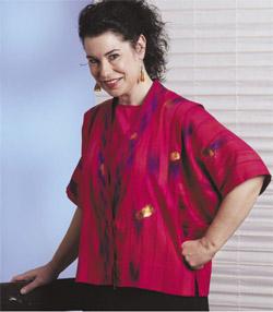 Kimono #2 by Sara Lamb