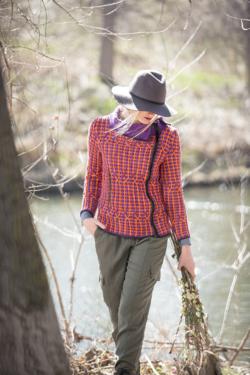 Kinni Cardigan Crochet Pattern