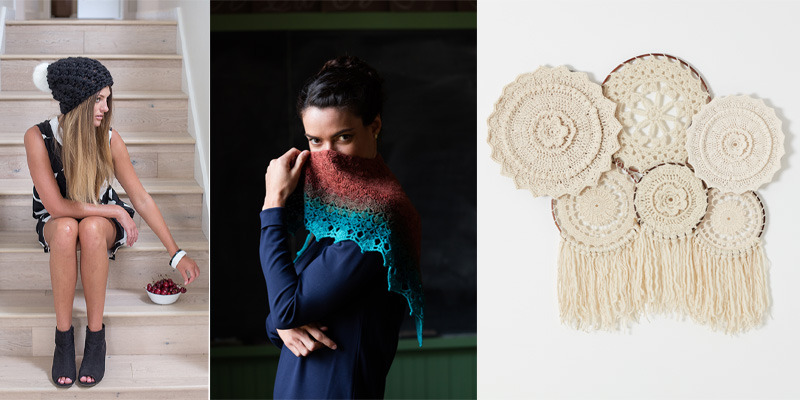 Christmas in July: Sara's Top 3 Crochet Kits