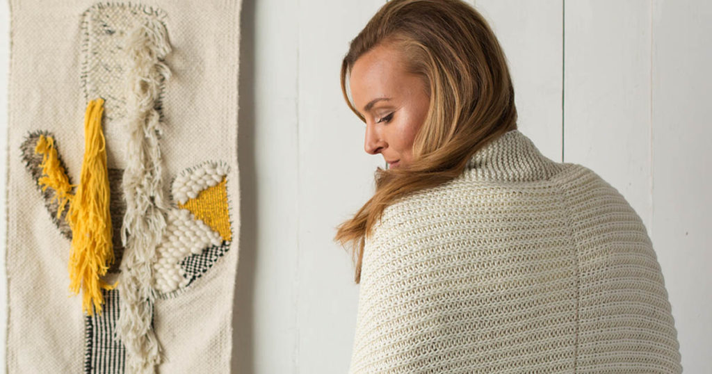 Pattern of the Week: Kittredge Wrapper