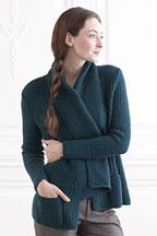 Lark Cardigan - Knitting Pattern