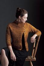 Off-Rib Cardigan - Knitting Pattern