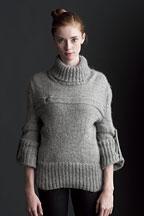 Sky Sweater - Knitting Pattern