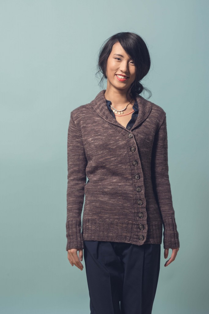 Field Notes Cardigan Knitting Pattern
