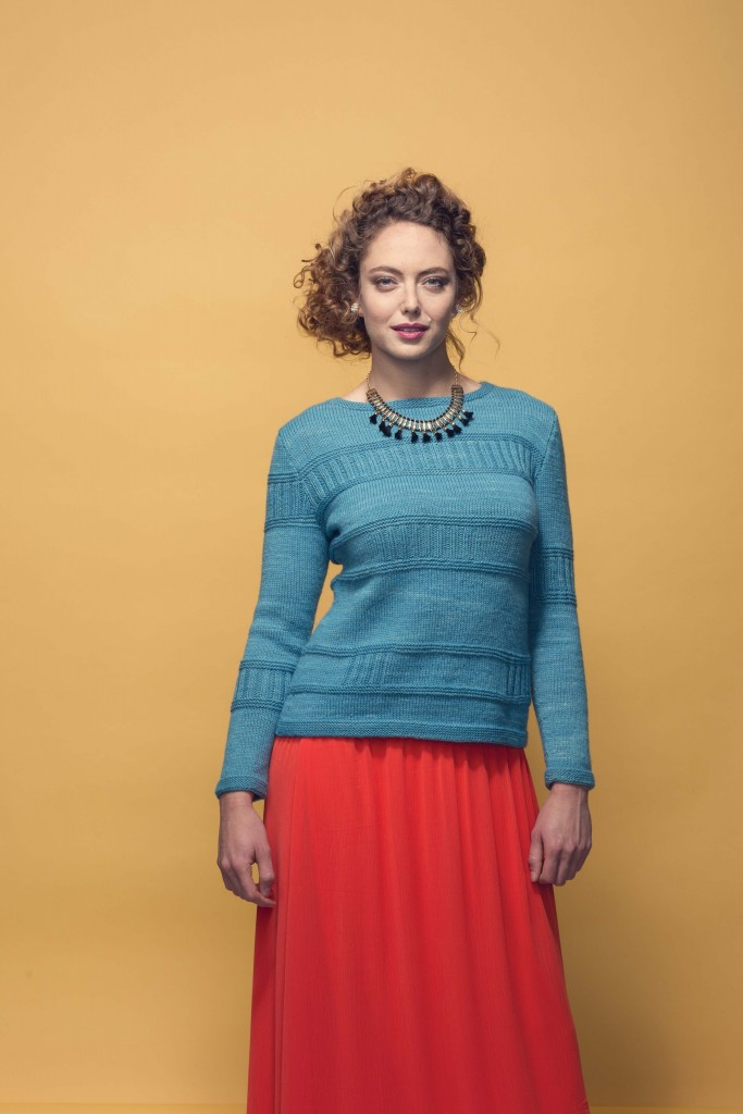 Hipsemantic Sweater Knitting Pattern