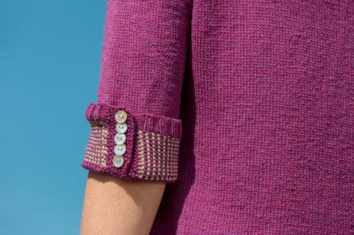 Firmament Sweater knitting pattern