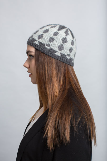 Suzuri Hat Knitting Pattern