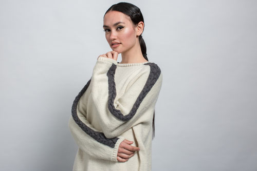 Sumi Sweater knitting pattern