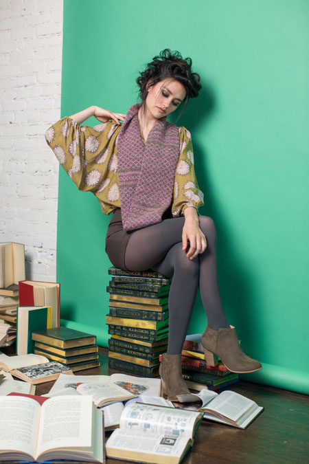 Barton Cowl Knitting Pattern