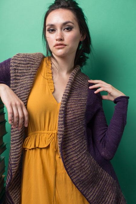 Georgia Cardigan Knitting Pattern