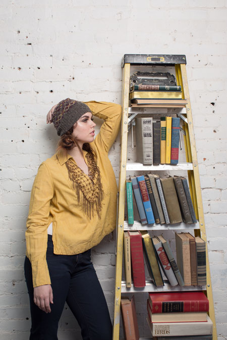 Curie Hat Knitting Pattern