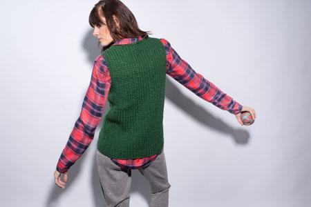 nederland vest knitting pattern
