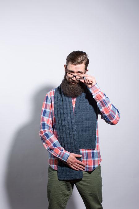 spruce creek scarf knitting pattern