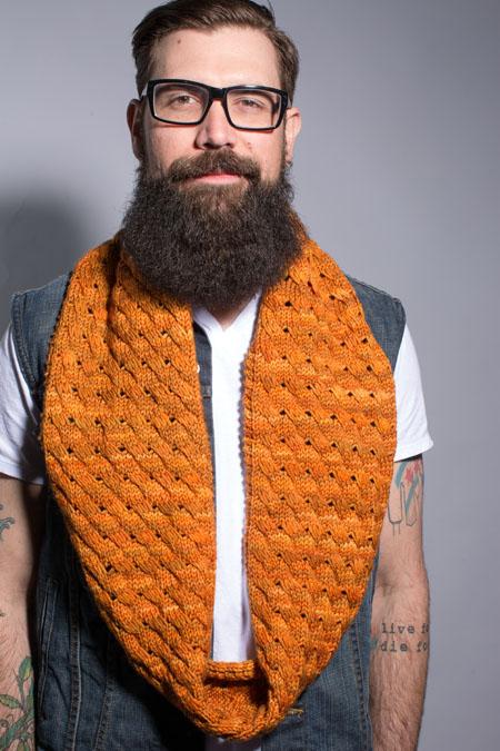 happy jack cowl knitting pattern