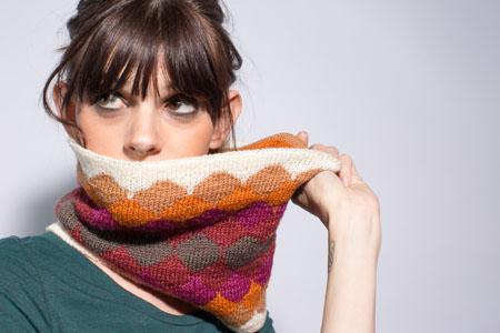 loveland cowl knitting cowl