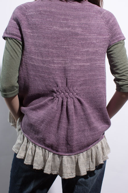 vail cardigan knitting pattern