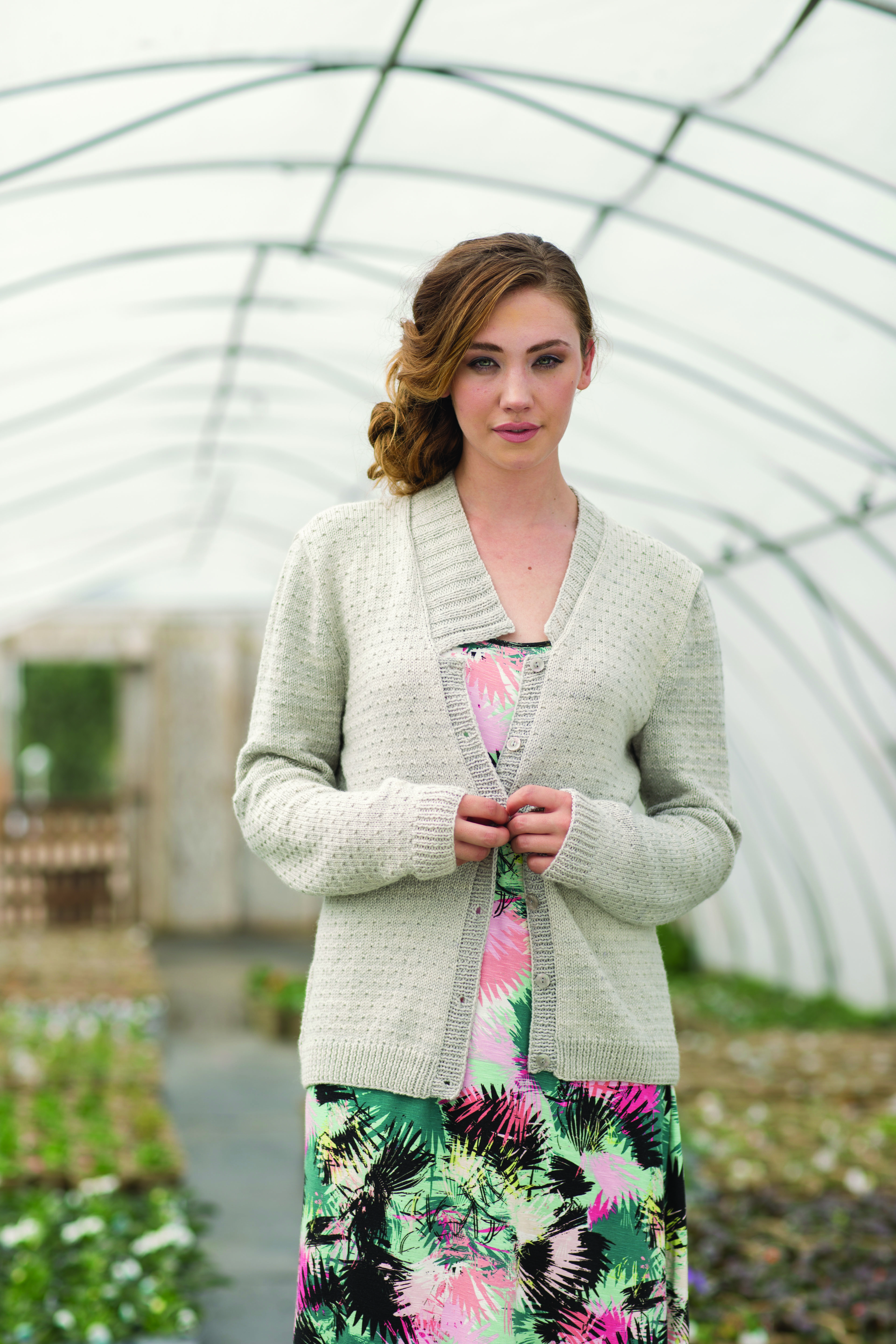 knitted cardigan sweater pattern
