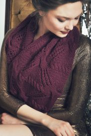 Soiree Cowl is the Assistant Editor's Choice