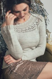 Banquet Sweater is Editor's Choice!