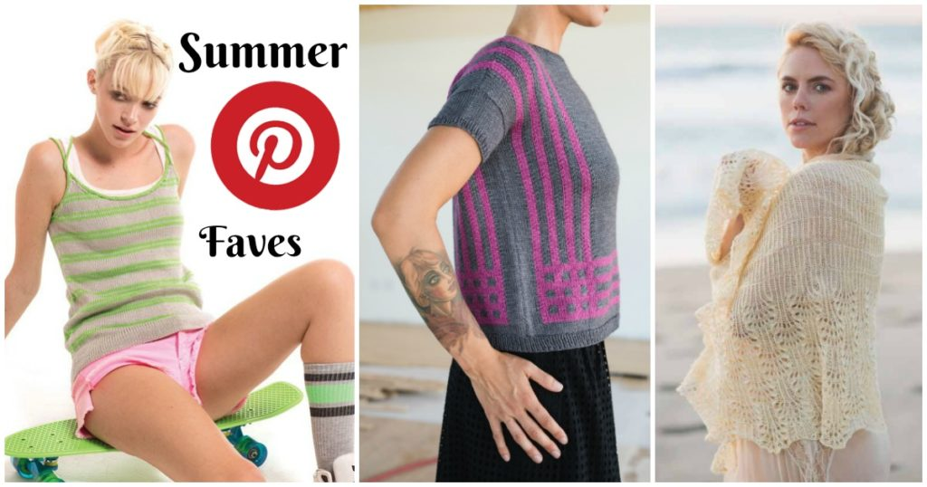Top 10 Pins for Summer Knitting Inspiration