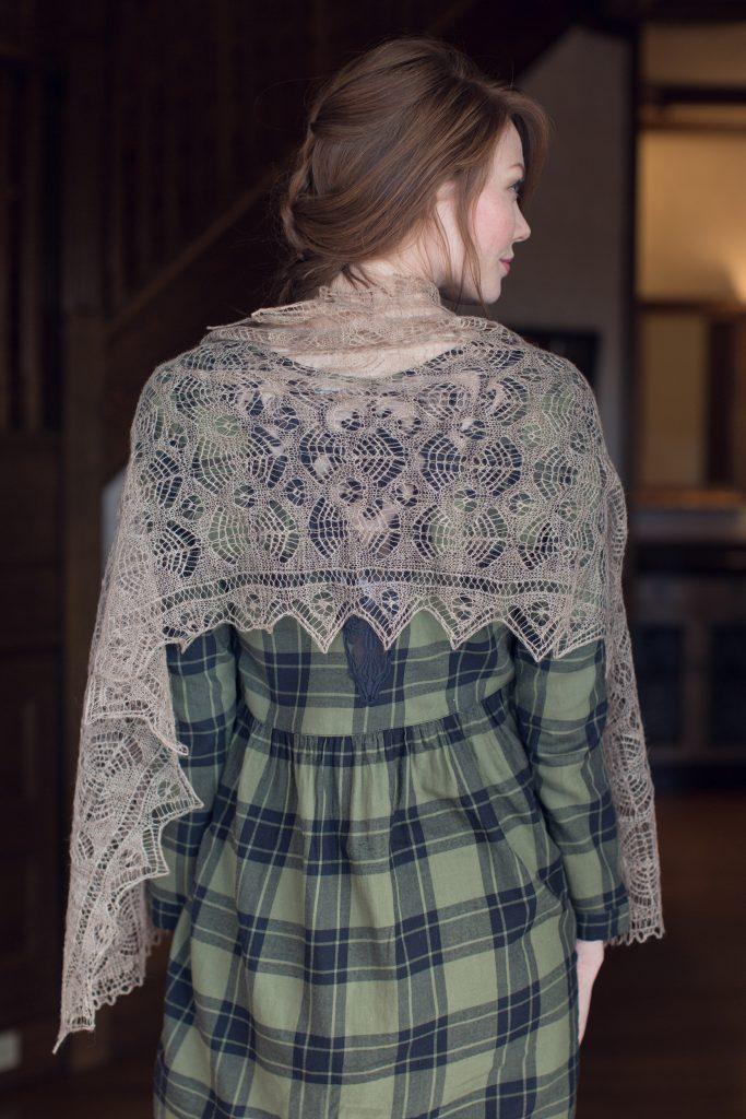 Shetland Shawl Knitting Pattern