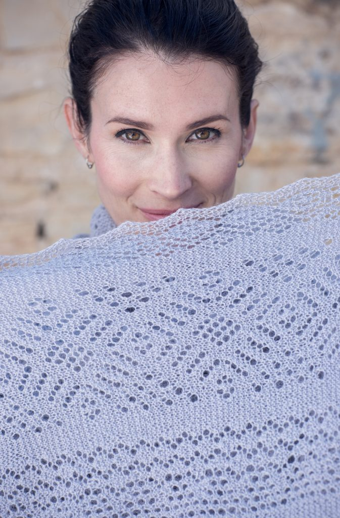 Stole Knitting Pattern