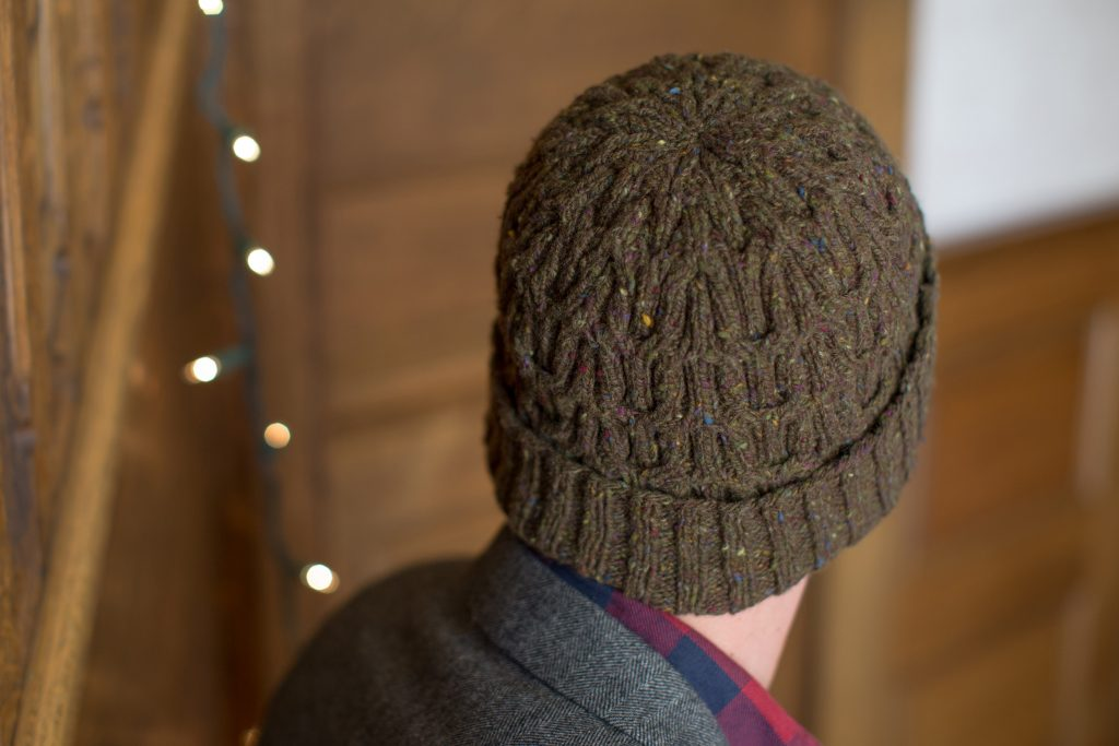 Hat Knitting Pattern