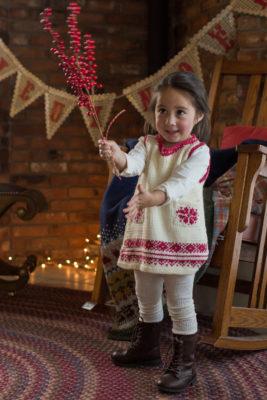 Dress Knitting Pattern