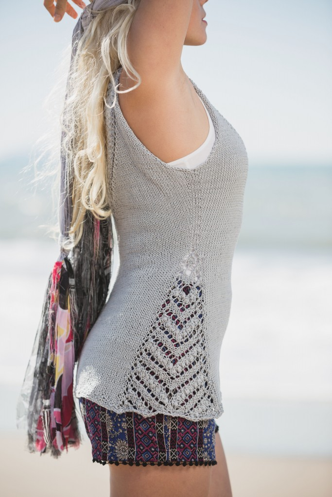 knit tank top pattern