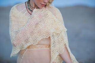 Catalina Shawl lace knitting pattern