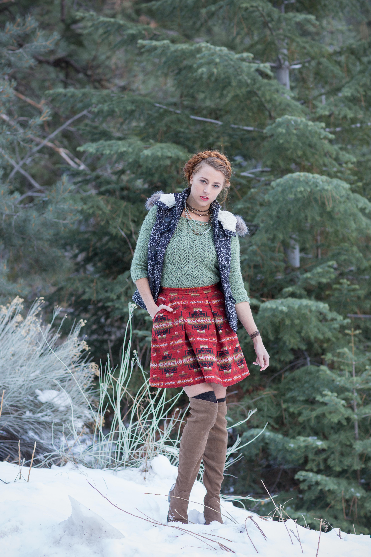 skirt sewing pattern