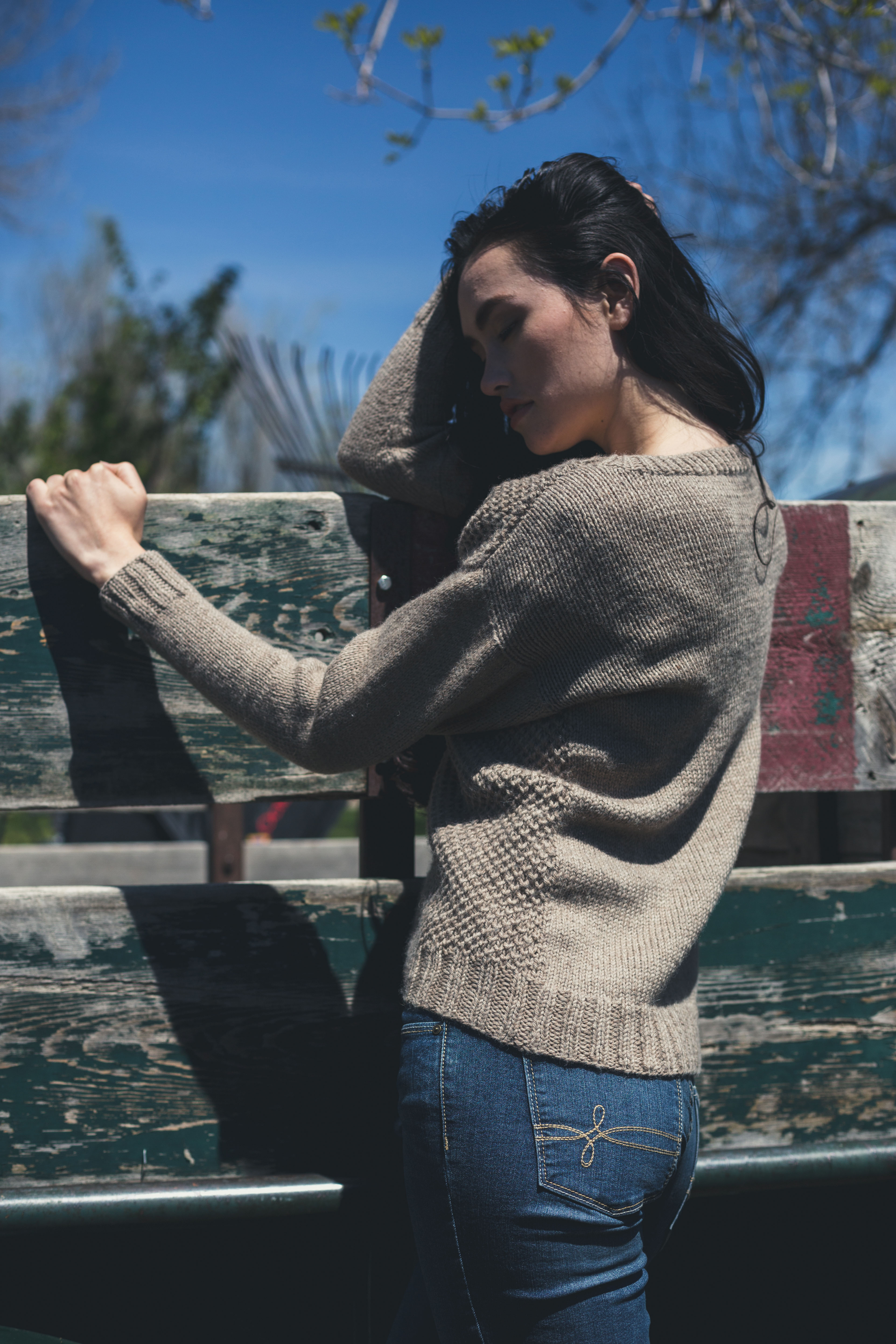 Pullover Knitting Pattern