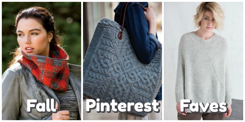 Top 10 Pins for Fall Knitting Inspiration