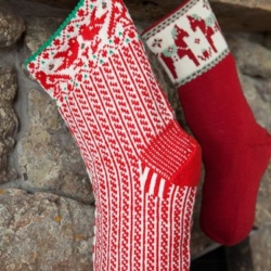 holiday knitting patterns