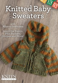 KnittedBabySweatersDVD