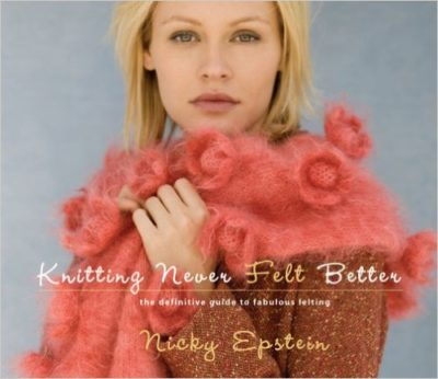 Knitting Never Felt Better