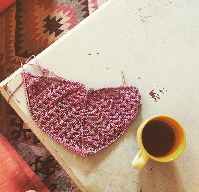 knitting and mental health