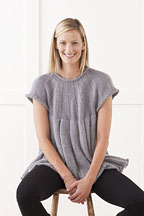 pleated-pullover
