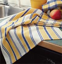 Plain Weave Placemats by Jean Korus